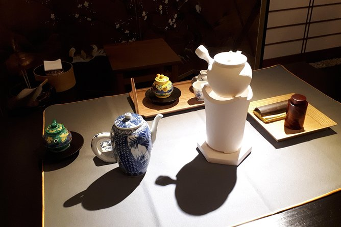 Only for you! Private and Unique Tea Ceremony Experience in Kyoto photo 6