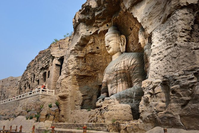 All Inclusive Taiyuan Private Day Tour to Hanging Temple and Yungang Grottoes