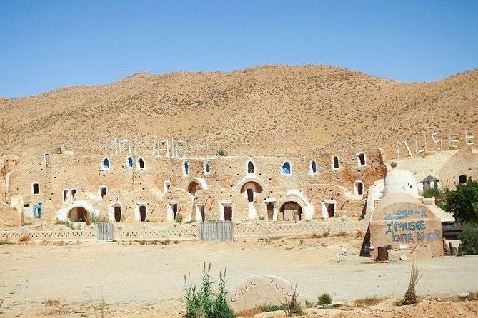 Tunisia 6 Days 5 Nights Private Tour ( + Free SIM Card + 24h Customer Service)