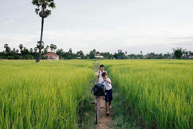 Full Day Battambang Bicycle Tour