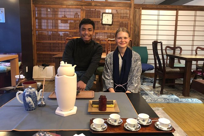 Only for you! Private and Unique Tea Ceremony Experience in Kyoto photo 7
