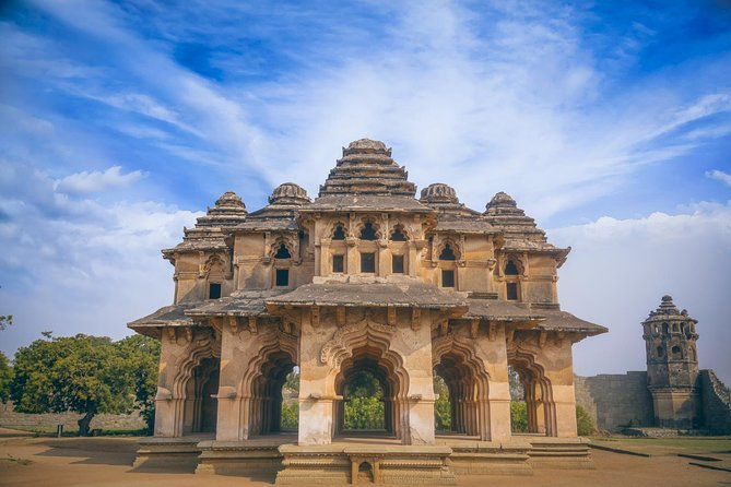 Hampi Sightseeing with Monuments Entrances