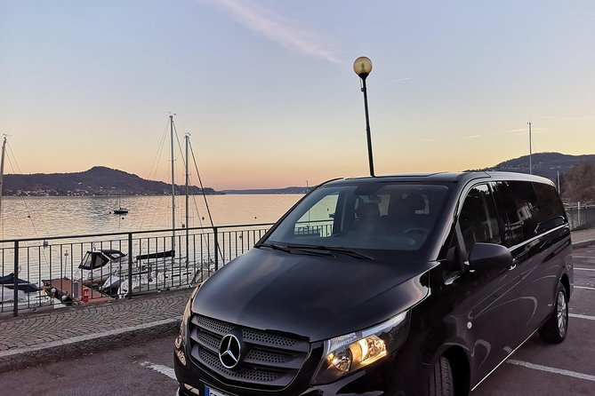Private Transfer from Baveno to Malpensa or Malpensa to Baveno with David