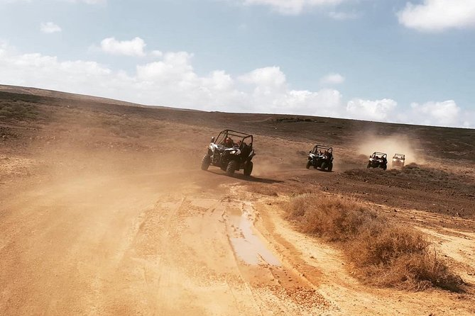 2h Buggy Tour guided by the north of Lanzarote