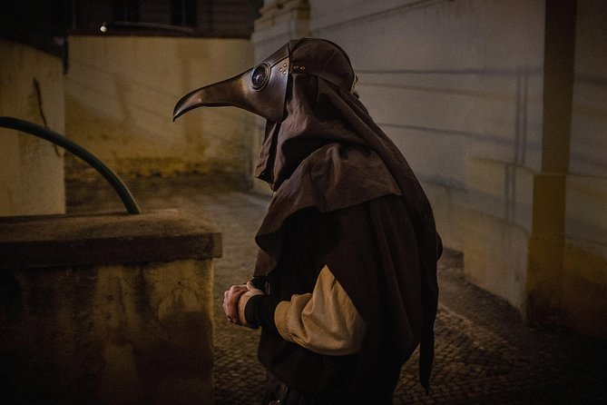 The Plague Doctor of Prague