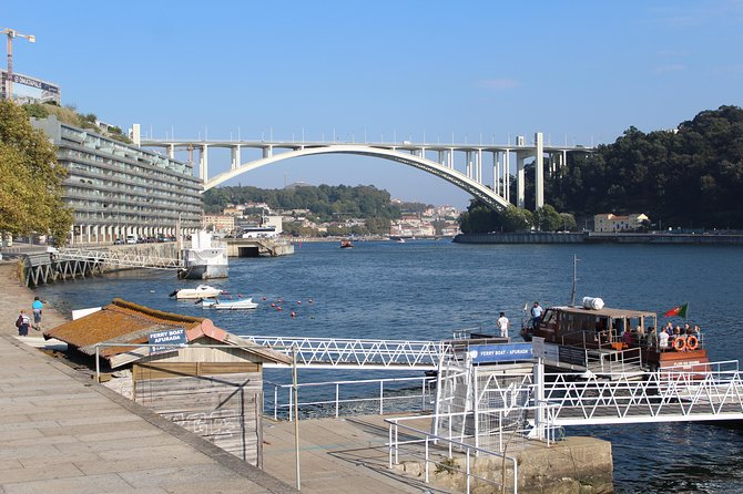 Porto Private Tour During 3 hours