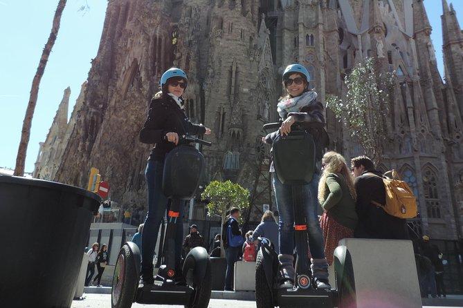 Sagrada Familia - 2H Segway Tour