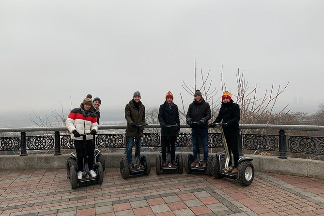 Segway Kyiv City Tour photo 4