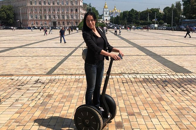 Segway Kyiv City Tour photo 8