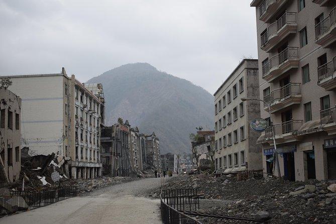 Private Trip to Beichuan Earthquake Memorial & Museum&preserved earthquake ruins