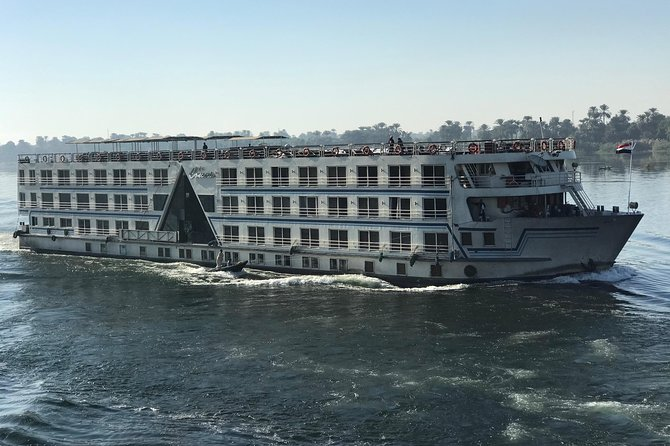 4-Day 3-Night Luxury Nile Cruise every Friday from Aswan to Luxor photo 7