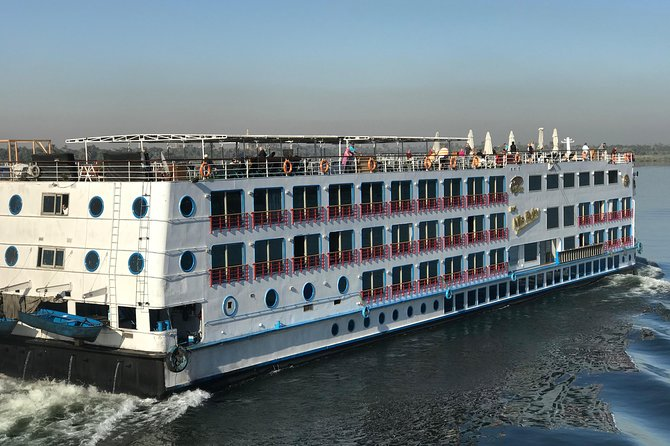 4-Day 3-Night Luxury Nile Cruise every Friday from Aswan to Luxor photo 23