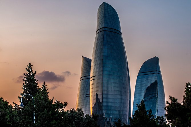 Baku Sightseeing City Tour