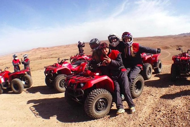 Half Day QuadBiking Adventure In Agadir