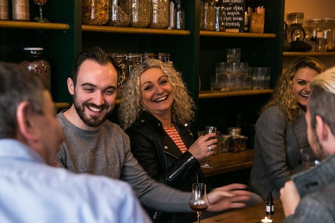 Private Irish Whiskey & Galway Spirits Food Tour from Galway