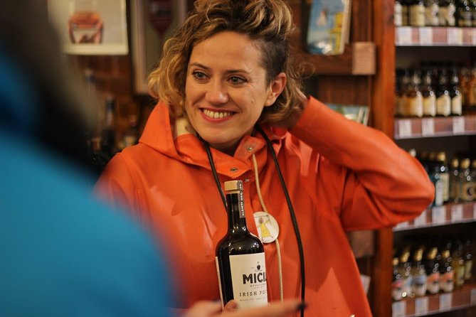 Irish Whiskey & Galway Spirits Food Tour