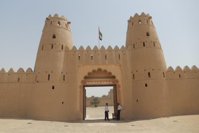 Half Day Abu Dhabi City Tour -Heritage Village-Gold Souk and Dates Market & More photo 6
