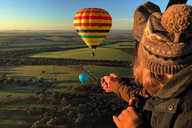 Private VIP Hot air balloon with visit to west and east bank and camel ride