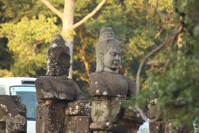 Angkor wat tempel full day tour photo 7