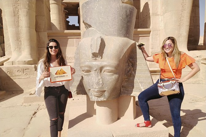 Marsa Alam: Private full Day Tour to East & West banks of Luxor
