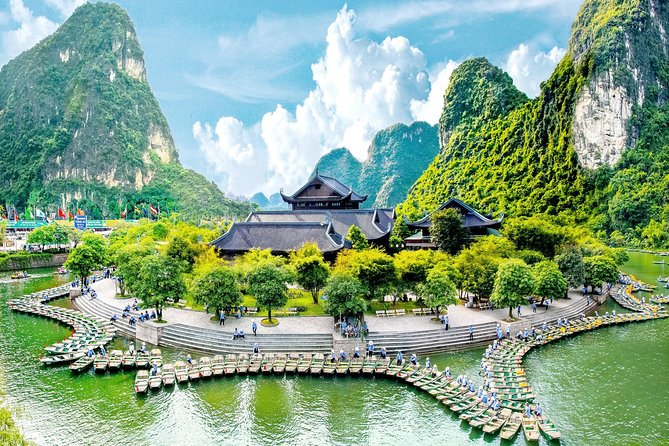 Luxury Trang An-Hoa Lu-Mua Cave Day Tour