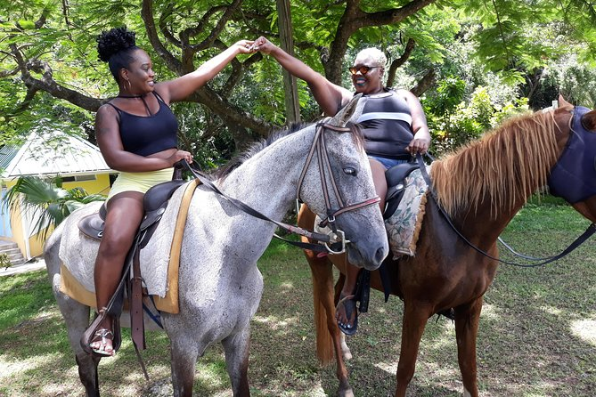East Coast Riding Stable: Horseback Riding Excursion St. Lucia photo 10