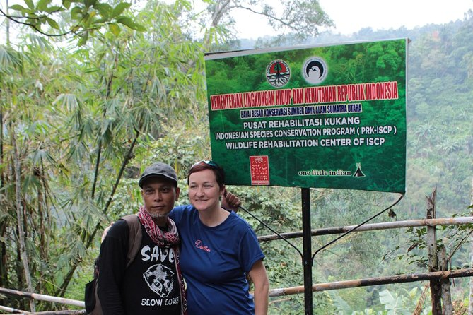 ISCP Internship Tour Program Base On Conservation ,North Sumatra (2D1N)