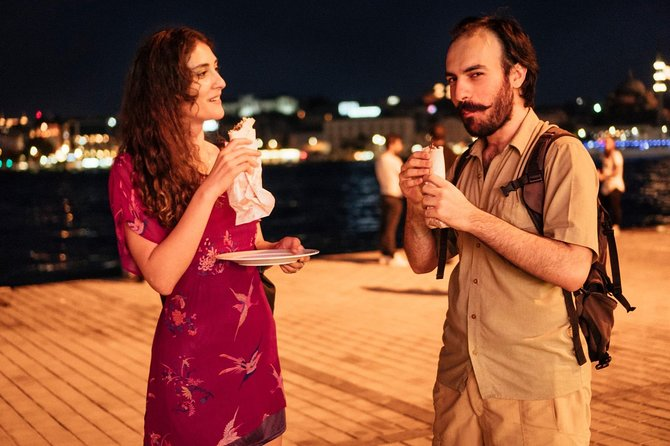 Private Flavors of Istanbul at Night with a Local: 10 Tastings