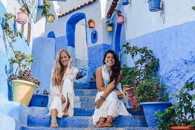 3 Day Around Morocco Tour from Marrakech to Chefchaouen and Night In Sahara Camp