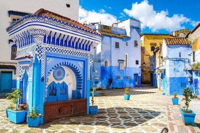 Sahara Desert and Chefchaouen Tour from Marrakech : 3 days Private Trip
