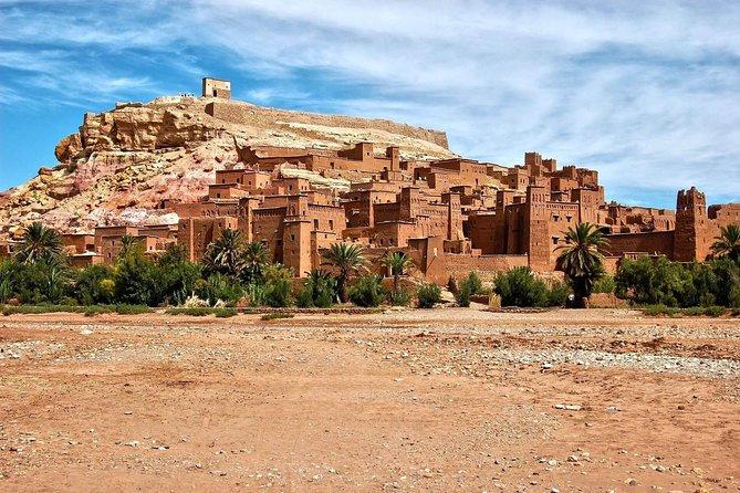 Full Day Trip from Marrakech : Atlas Excursion to Ait Benhaddou & Ouarzazate