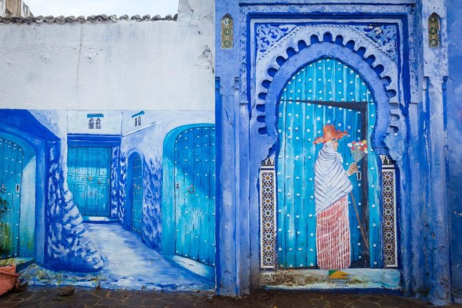 Safari Tour in Morocco : 3 Days From Marrakech to Desert and Chefchaouen photo 1