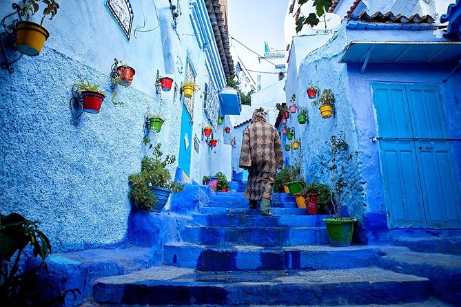 Best of Chefchaouen Tour : 3 Days from Marrakech to Merzouga desert and Fes photo 1