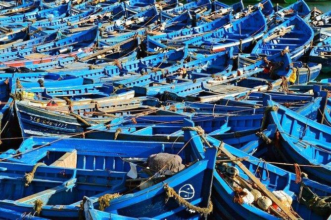 Best Day Trip departure Marrakech: Essaouira Excursion (Day Tour of Mogador)