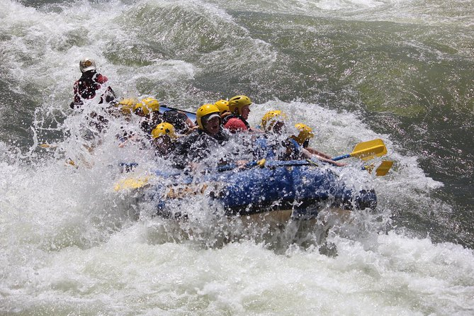 River Nile White Water Rafting Adventure 1 Day Tour
