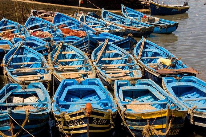 Half Day in Essaouira (Unesco medina Tour) : Atlantic coast tour from Marrakech