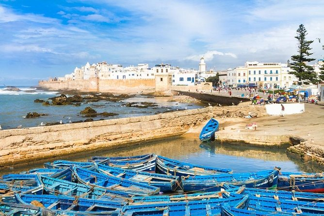 Guided Tour of Essaouira (in Private Day Trip from Marrakech) - Lunch included