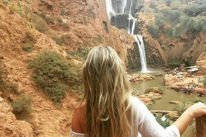 Guided Private Day Trip from Marrakech to OUZOUD WATERFALLS