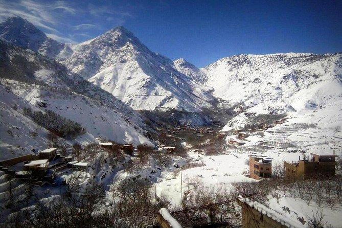 Atlas Mountains Day Excursion from Marrakech to Imlil (Toubkal base village)