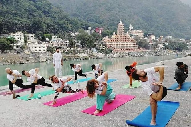 Deep Yoga School Rishikesh India - Room Free Yoga Meditation Yog Nidra Daily