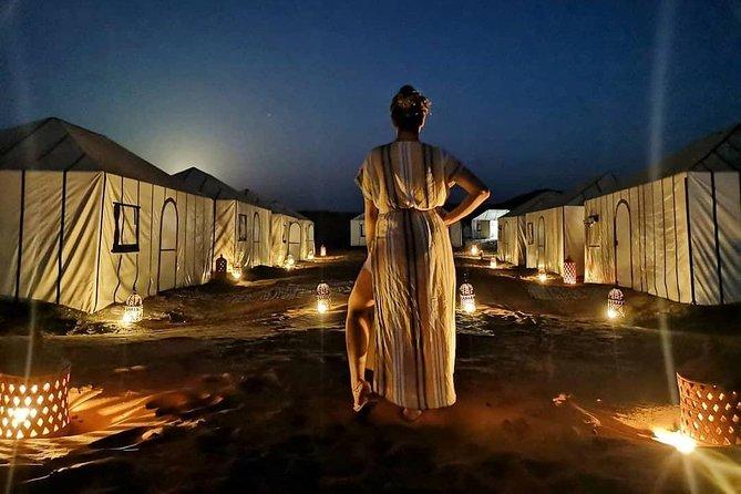 Luxury 2 Day Trip : Tour to Sahara Desert in Zagora From Casablanca ( VIP Tour )