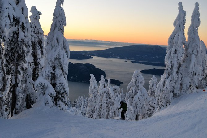 Hit The Slopes - Ski or Snowboard The Local Vancouver Mountains