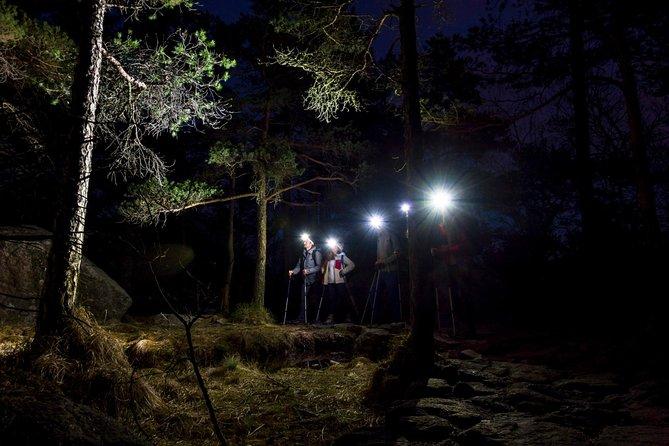 Medvednica Nature Park Night Trekking Tour