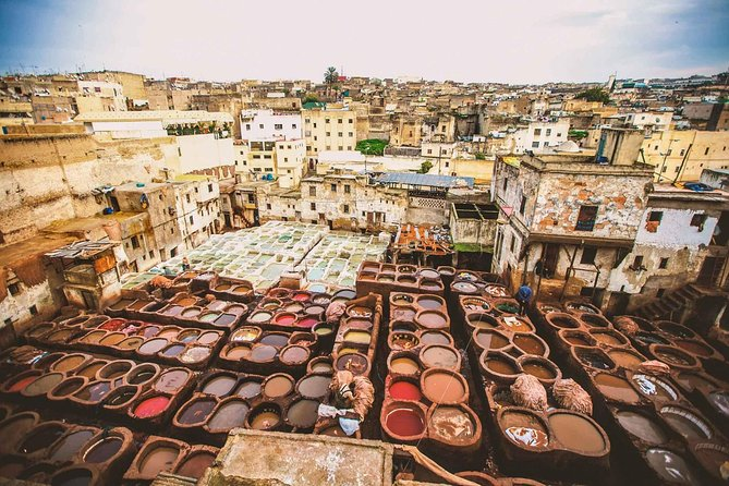 14 Day Tour in Morocco: Desert Excursion and Imperial Cities Travels