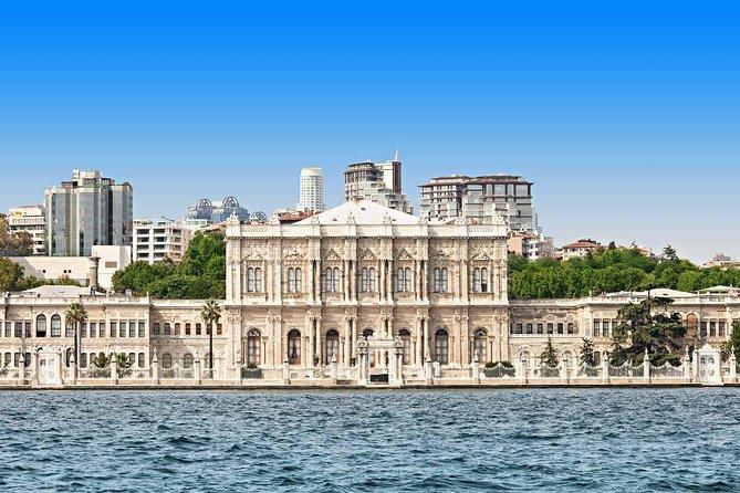 Dolmabahçe Palace With bosphorus Cruise
