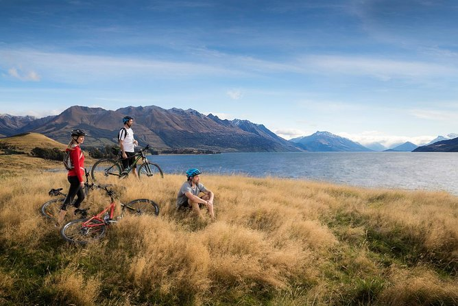 Queenstown Scenic Cruise and Half Day Cycle Tour
