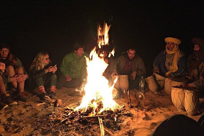Overnight Camel Trekking Merzouga ( Private Berber Tent )