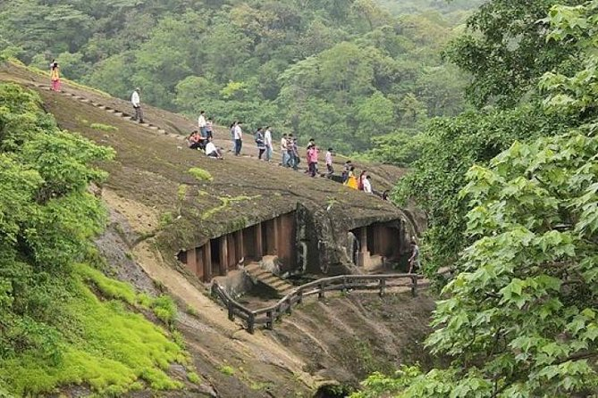 Private Half-Day Kanheri Caves Excursion from Mumbai