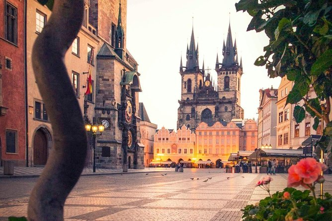 Best Christmas Gift: Voucher Tour 5 countries in 9 days: from Prague to Italy