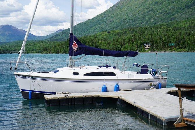 Kenai Lake Sailboat Tour